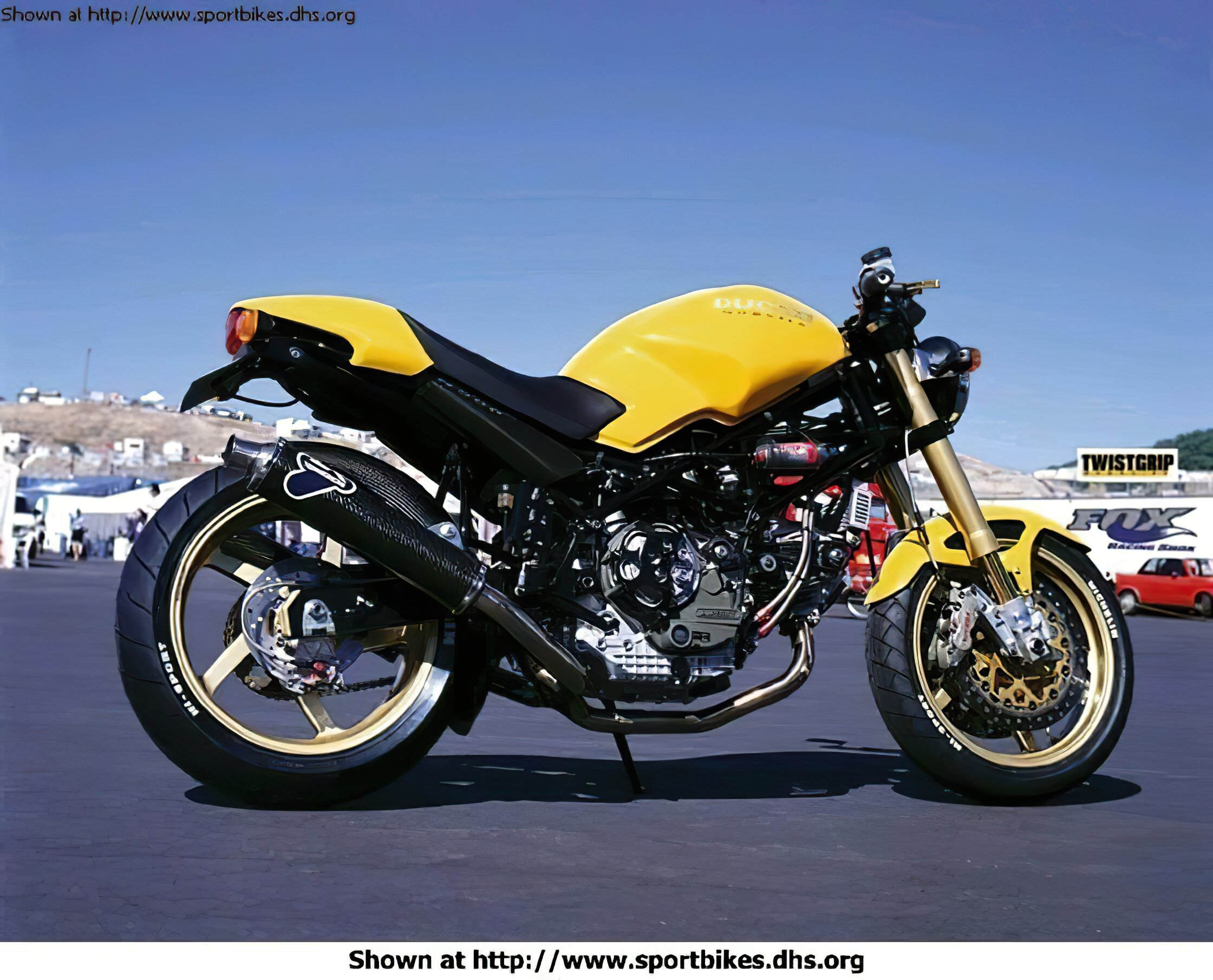 Ducati Monster Models - ID: 2070