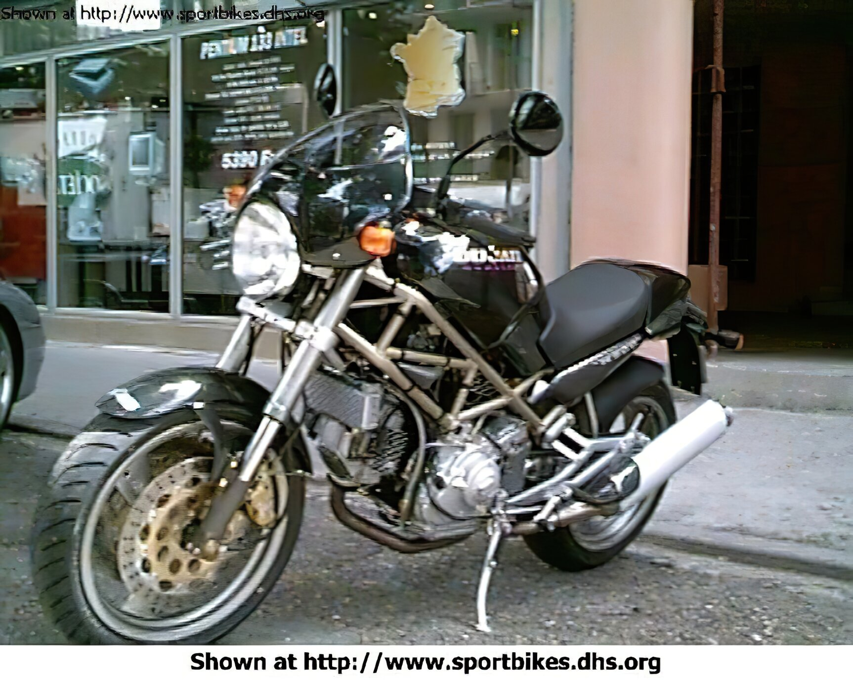 Ducati Monster Models - ID: 2130