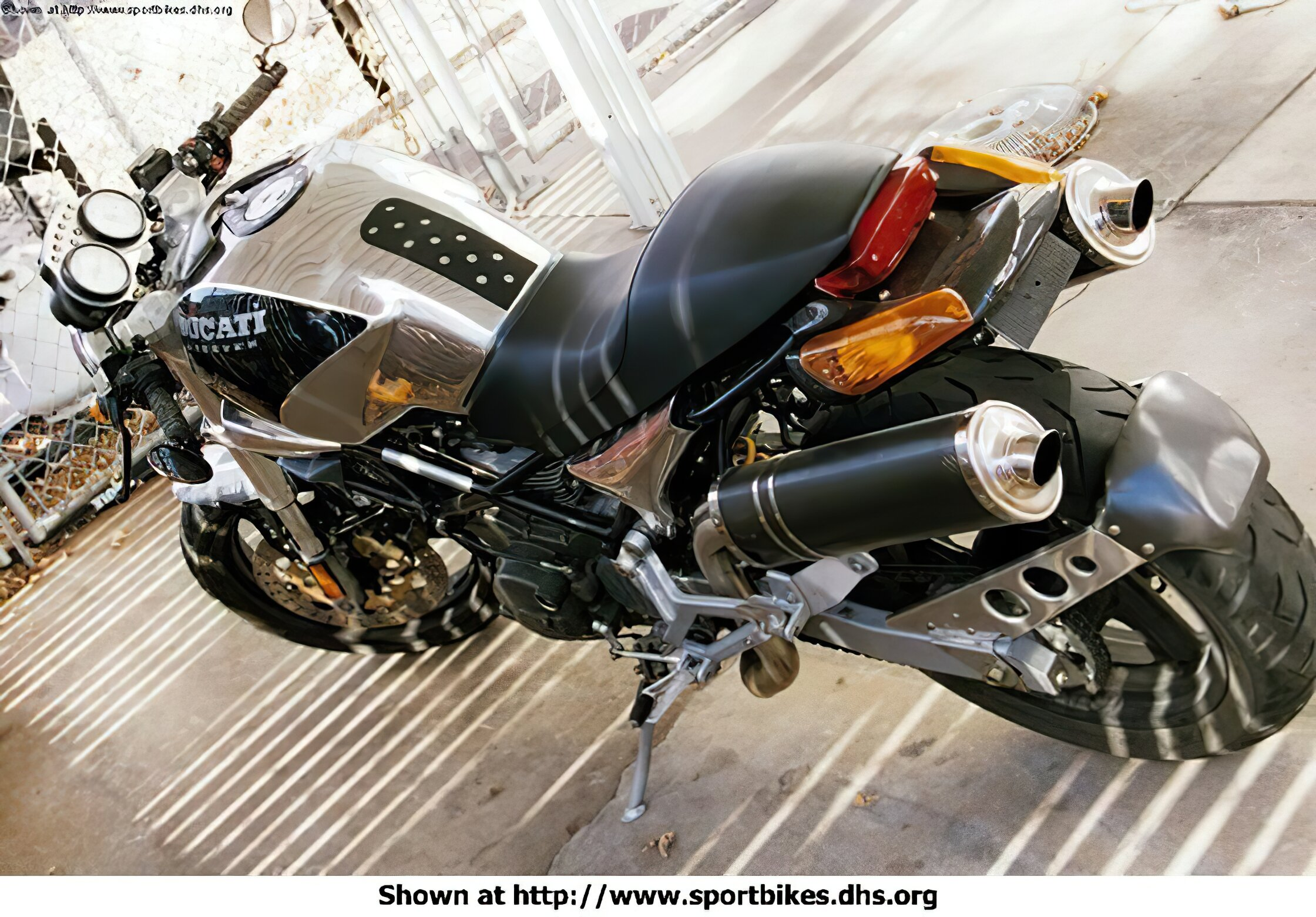 Ducati Monster Models - ID: 7665