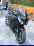 Production (Stock) Honda CBR1000RR, Uploaded for: Remus Black Blade 2009 Honda CBR1000RR