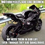 Memes Honda CBR1000RR, a motorcycle parked on the side of a road a Honda CBR1000RR Sportbike parked on the side of a road
