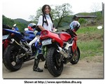 Production (Stock) Honda CBR400, come ride with us...