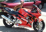 For Sale Honda CBR600F3, 1998 Honda CBR600F3 for sale. Its got 17K miles on it. Pic shows it all, only internal change is a K&N filter and down one tooth on the front sprocket. Asking $4000. Located in Southern Alabama. Email me for details and more pics. Thanks for your time.