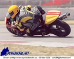 Misc. Racing Honda CBR600F4, Me at the track