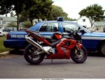 Production (Stock) Honda CBR929RR/CBR954RR, Personally I think we should settle this with a race Mr. State Trooper!!!!