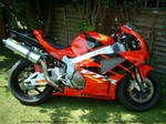 Production (Stock) Honda RC51, 2000 -Honda - RC51 RVT1000R - 73244