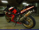 Production (Stock) Honda RC51, 2001 -Honda - RC51 RVT1000R - 562847