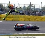 MotoGP Premier Honda RCV MotoGP Models, 'Look what I can do!'