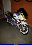 Production (Custom) Honda VF Models, Production (Custom)- Honda  VF700F/750F Sportbike
