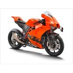 Production (Stock) KTM RC-8C, a person in orange motorcycle a person in orange 2022 KTM RC-8C Sportbike