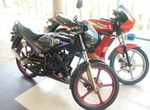 Production (Stock) Kawasaki AR125, Uploaded for: muhammad fadhil juhary 1991 Kawasaki AR125