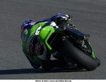 AMA Racing Kawasaki Ninja ZX-7R, Nice pic of Eric Bostrom! Next year the brothers gonna be fighting again...