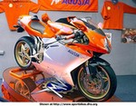Production (Stock) MV Agusta (all models), Very cool shot of a 2000 MV F4S