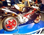 Production (Stock) MV Agusta (all models), this is more pretty that the 916 Senna, sorry, Ducati!!