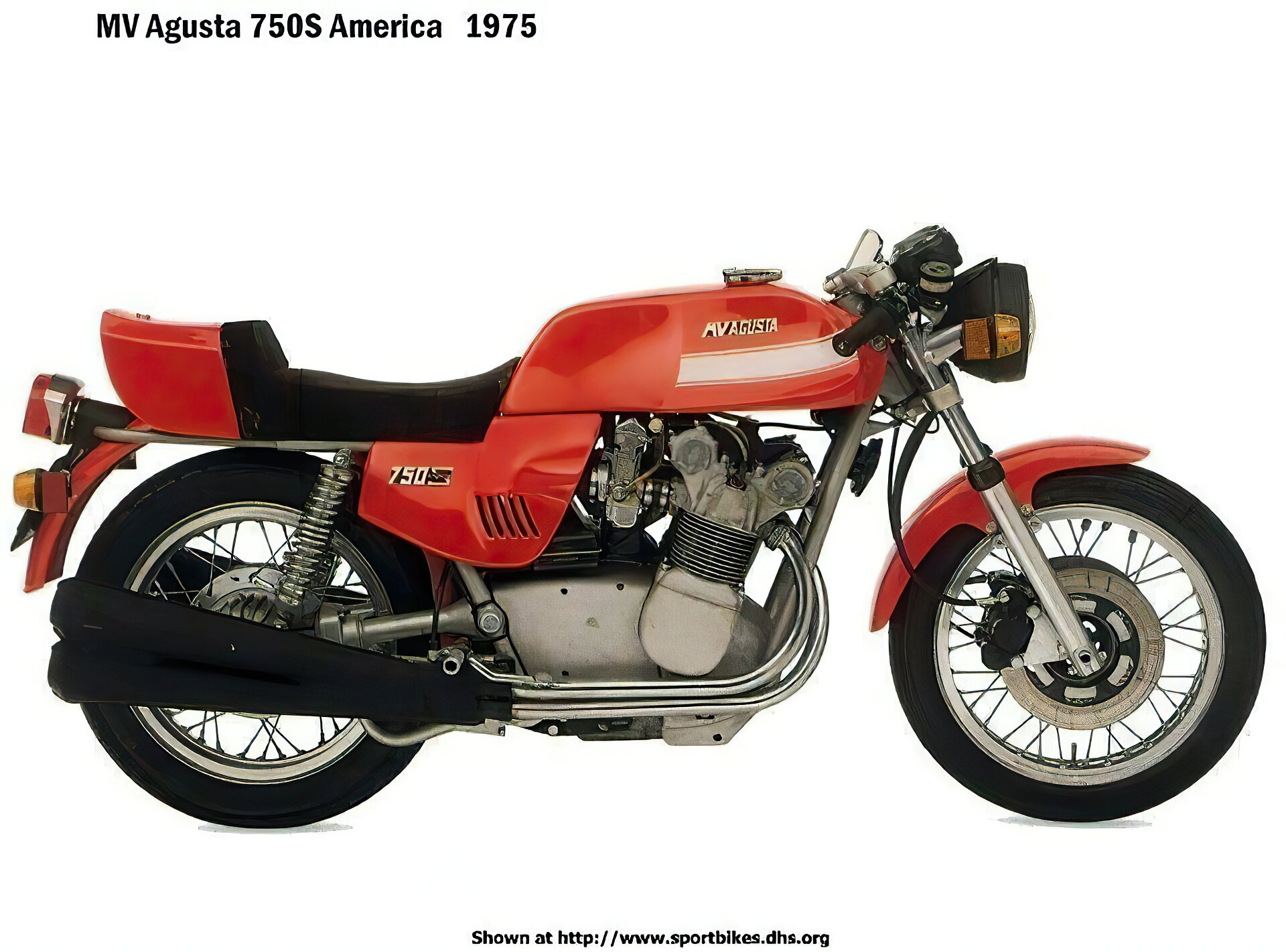 MV Agusta (all models) - ID: 12702