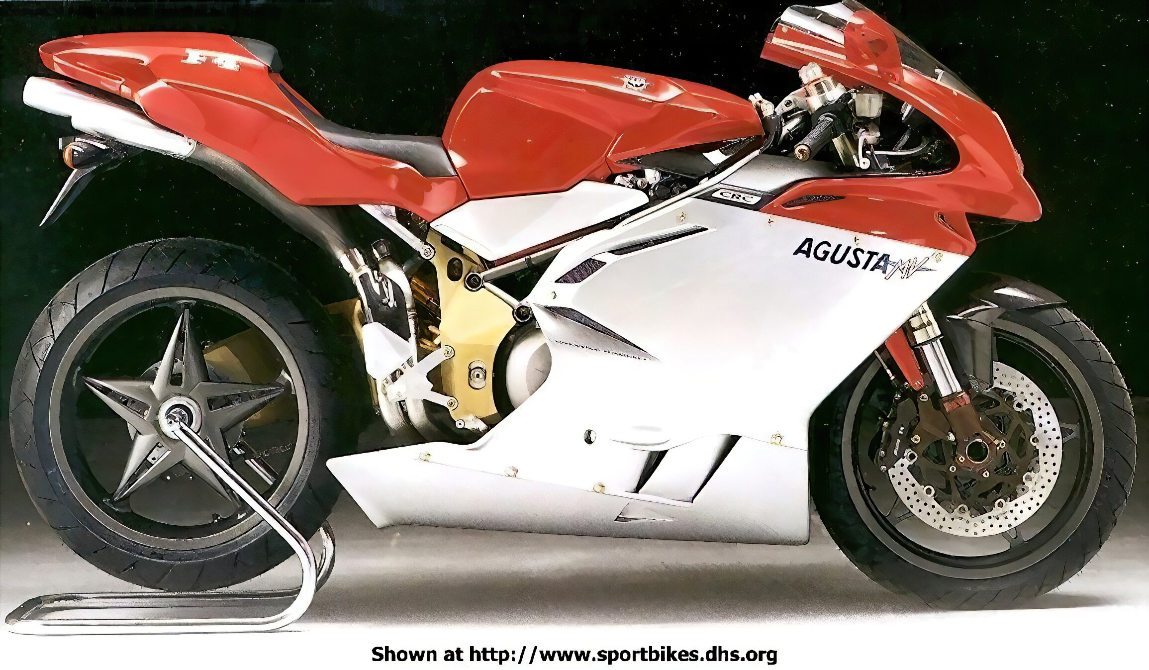 MV Agusta (all models) - ID: 824