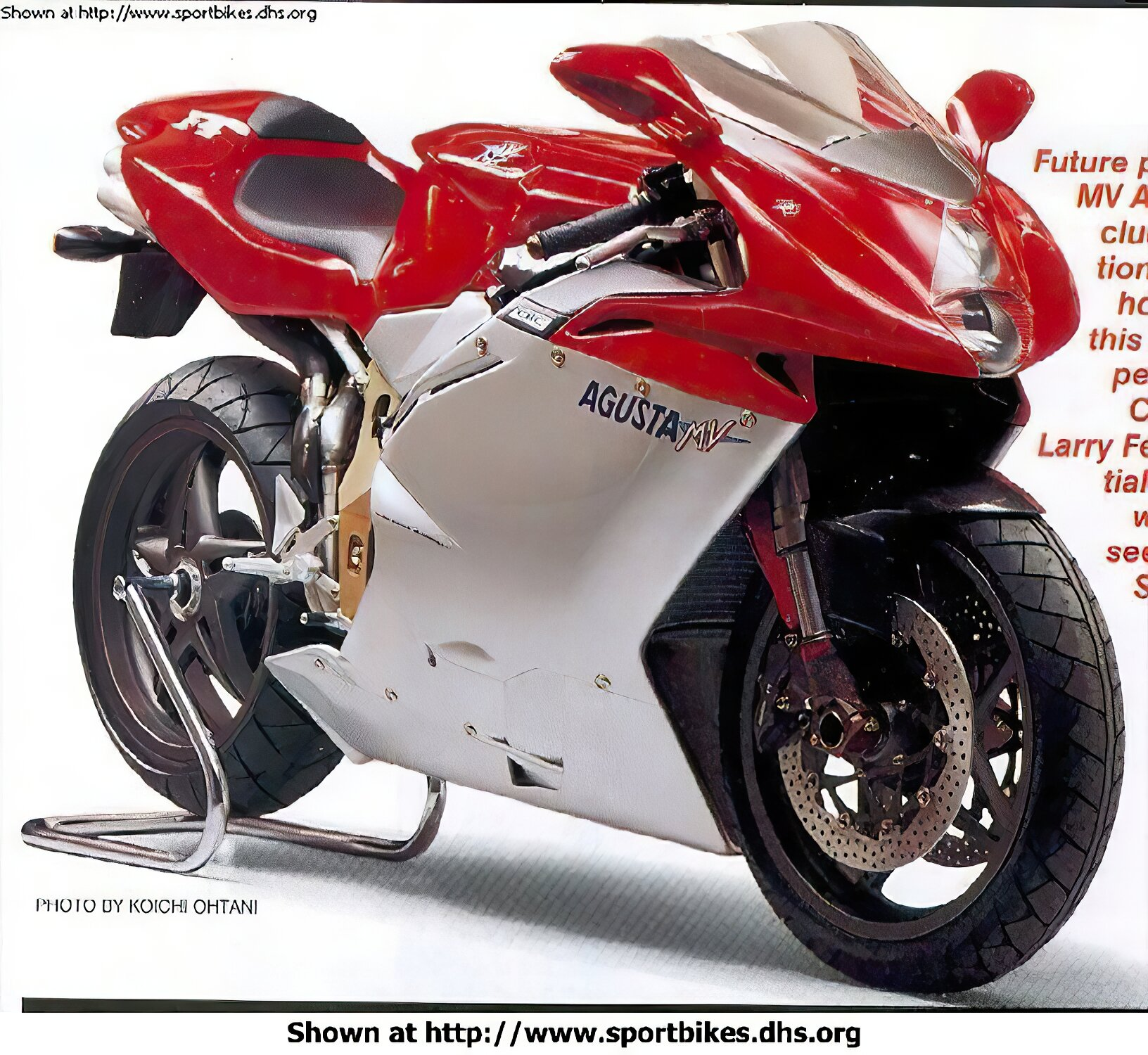 MV Agusta (all models) - ID: 202