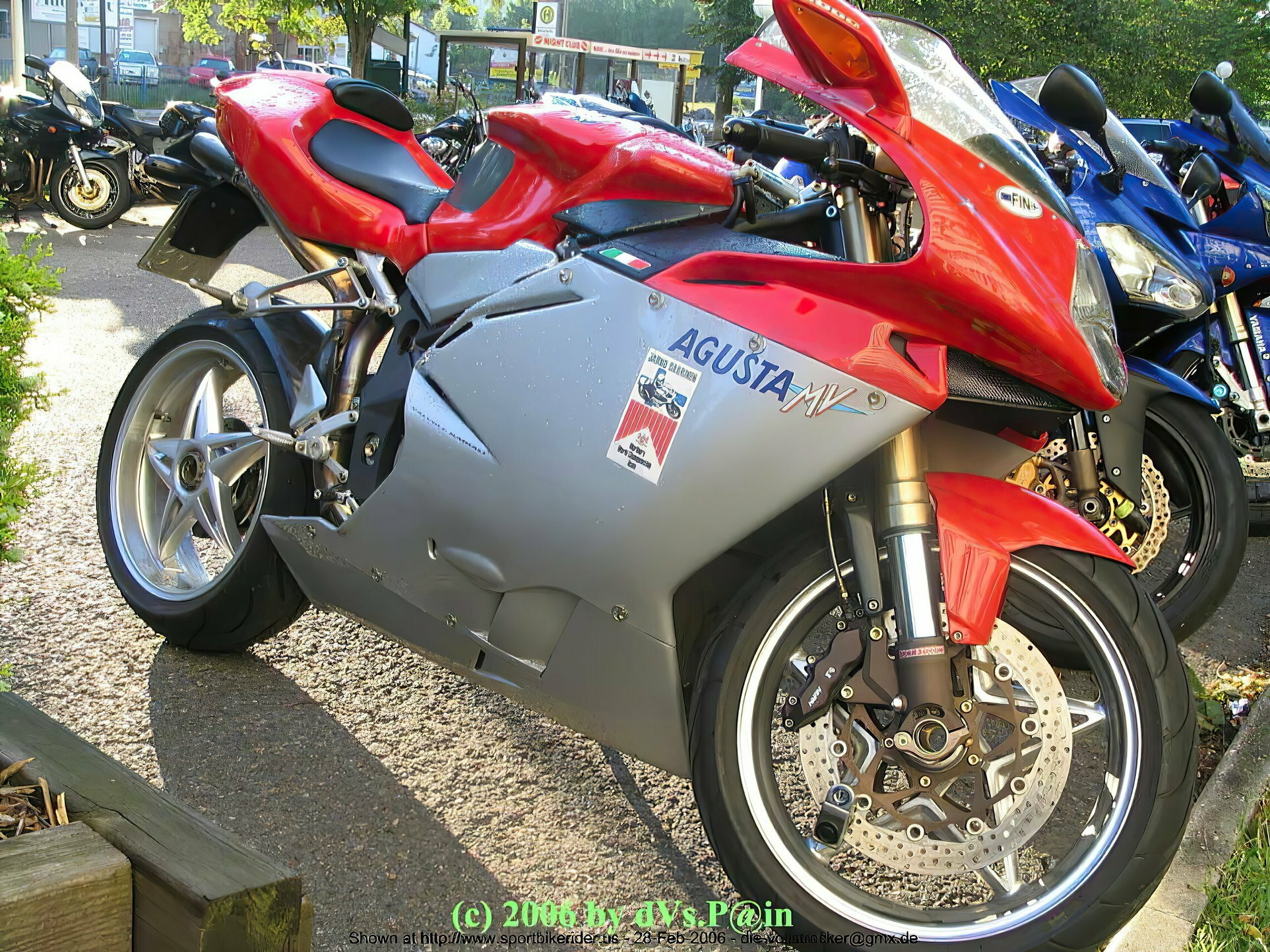 MV Agusta (all models) - ID: 97409
