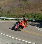 Production (Stock) Suzuki GSX-R1000, JUST PLAYING ON RT16 IN VA..