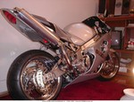Production (Custom) Suzuki GSX-R1000, tell me what you think should i buy it for $3500