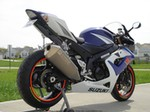 Production (Stock) Suzuki GSX-R1000, Better pictures of the new bike.