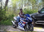 Production (Stock) Suzuki GSX-R600, Uploaded for: mark triplett