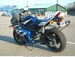 Production (Stock) Suzuki GSX-R600, 'Q-Rokit' @the Outlet Mall.