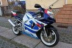 Production (Stock) Suzuki GSX-R750, Uploaded for: Marcin 2000 Suzuki GSX-R750