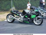 Production (Custom) Suzuki Hayabusa, Show and Go...
