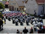 Production (Stock) Suzuki Hayabusa, Pic from the first german hayabusa-meeting at June 2001.