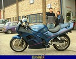Production (Stock) Suzuki RF series, Uploaded for: Simon Keith Myall 1996 Suzuki RF400