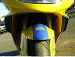 Production (Custom) Suzuki TL1000R/TL1000S, Front grills and fender