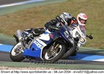 Misc. Racing Suzuki TL1000R/TL1000S, Me and some friends messing around on Hockenheimring in Germany.