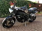 Production (Stock) Triumph Speed Triple, Triumph Speed Triple - Pin by Ed Gregorowicz on Bike ideas (With images ... Source: <a href='https://www.pinterest.com/pin/503769908316323566/' target='_blank'>https://www.pinterest.com/...</a>