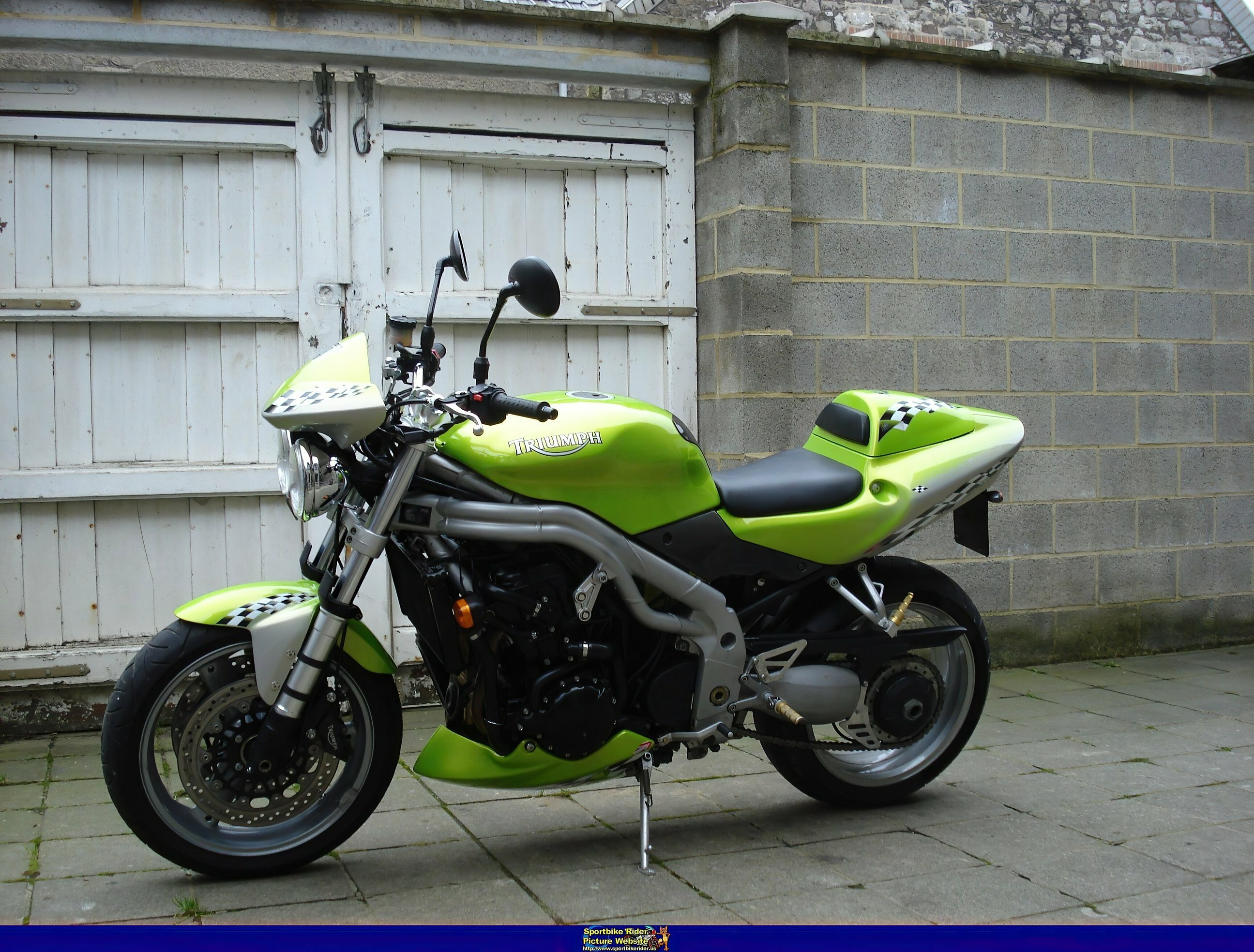 Triumph Speed Triple - ID: 353402