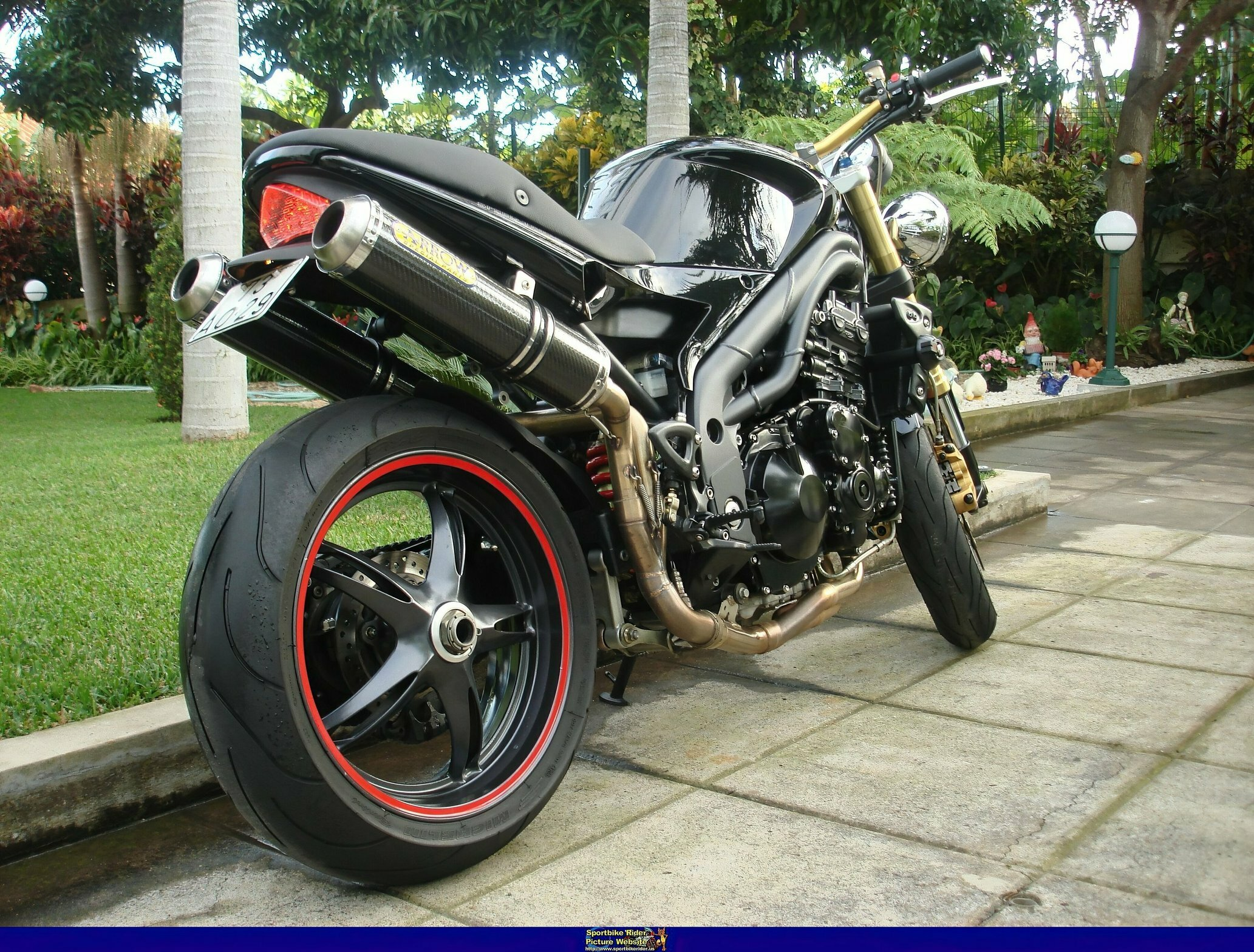 Triumph Speed Triple - ID: 376350