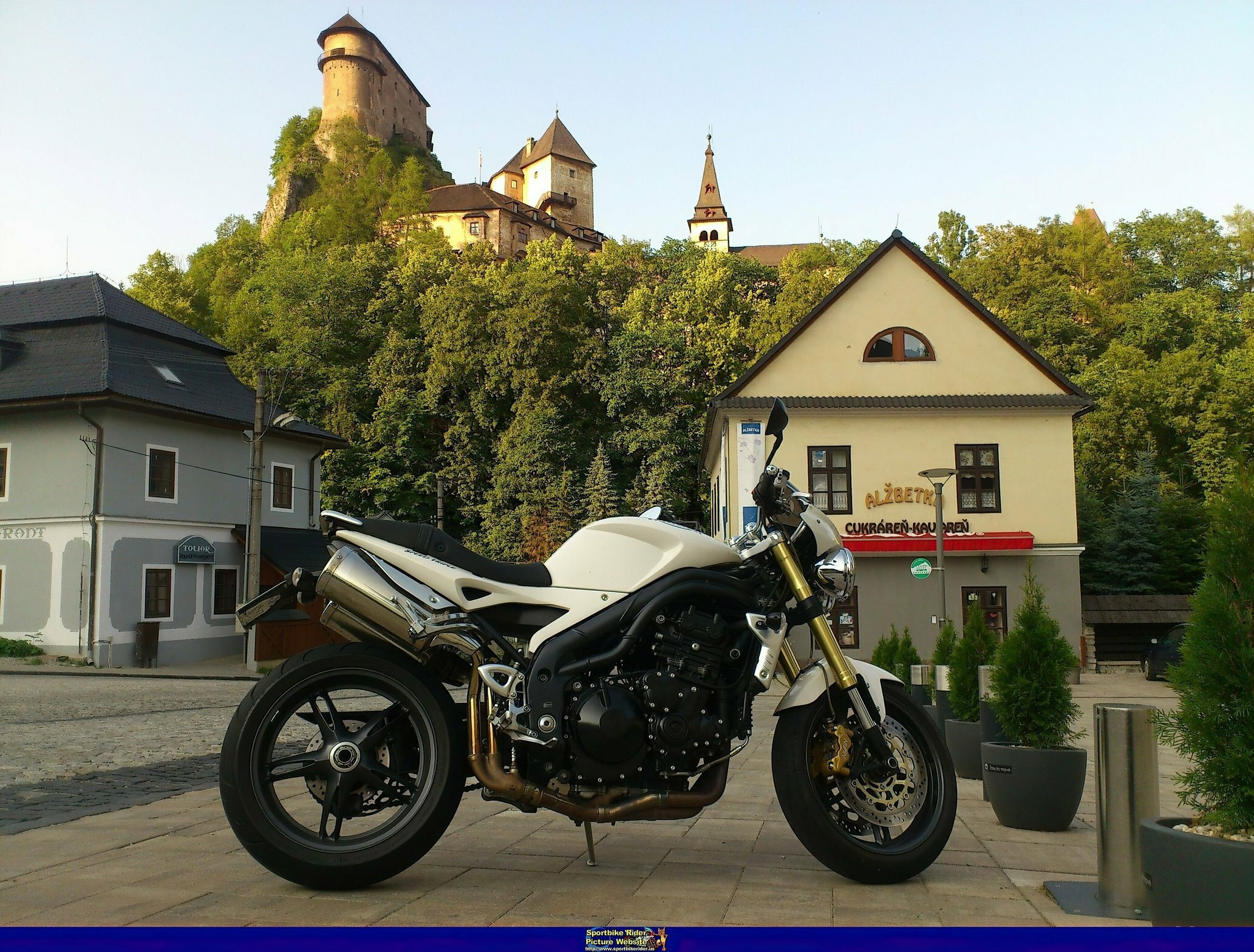Triumph Speed Triple - ID: 602397