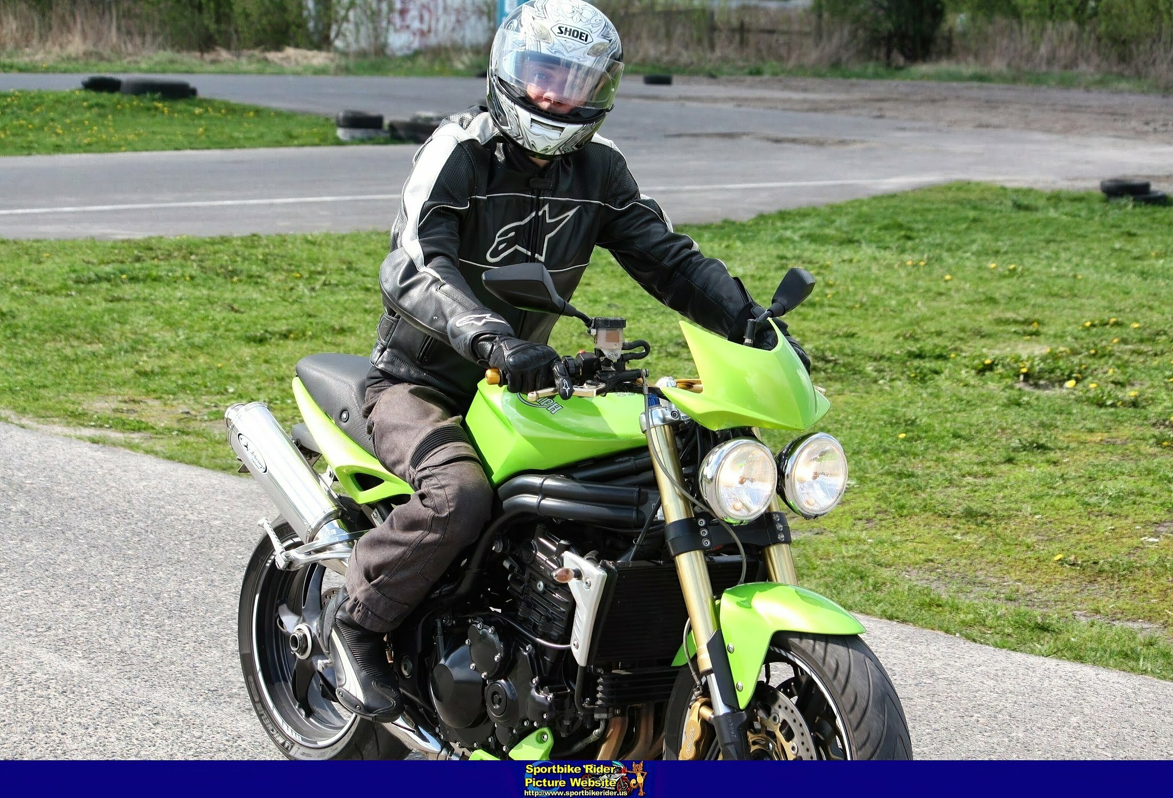 Triumph Speed Triple - ID: 630364
