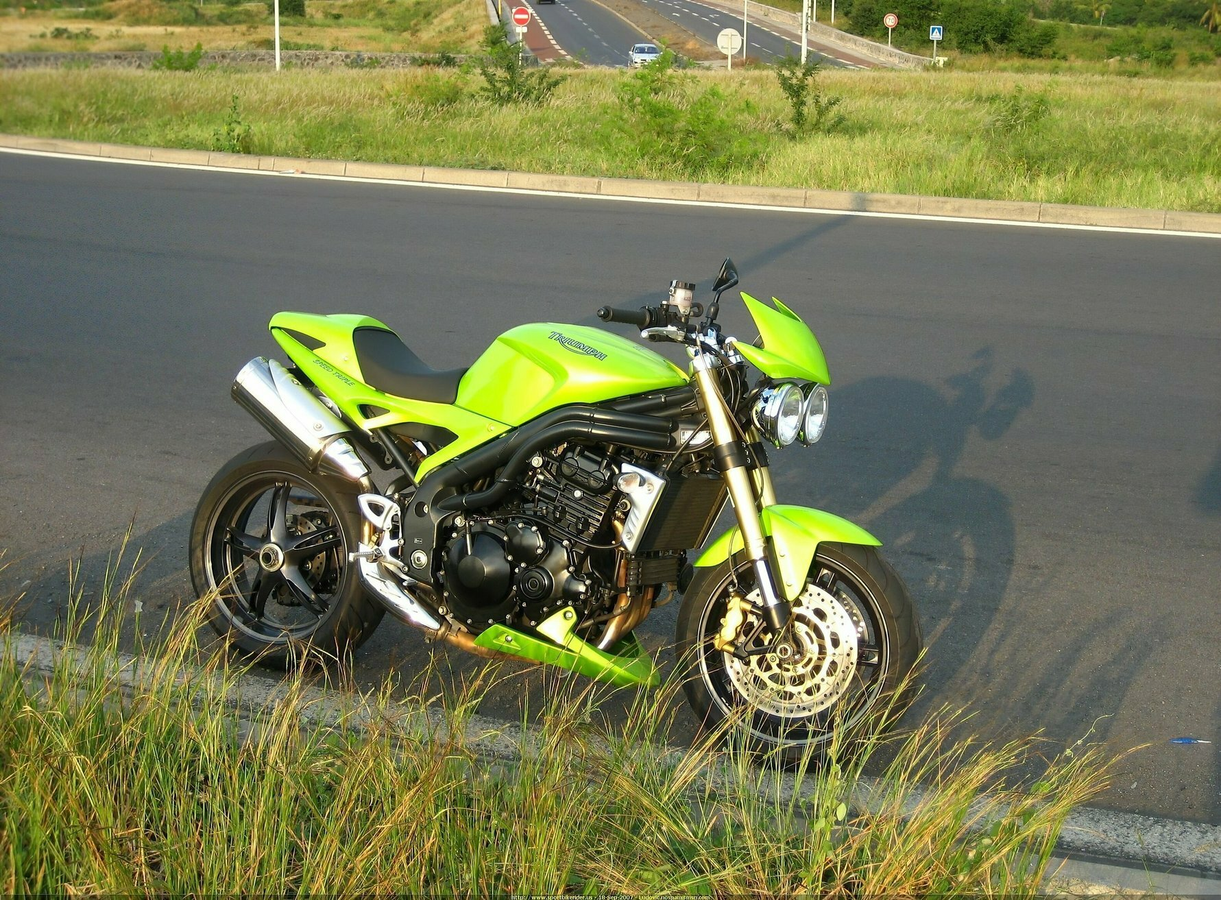 Triumph Speed Triple - ID: 213626