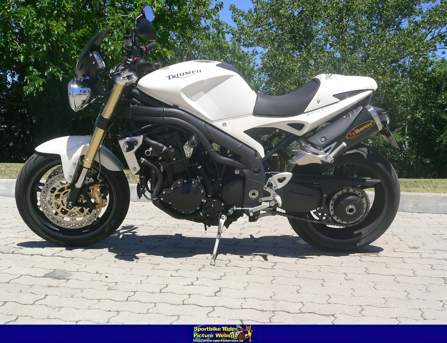 Triumph Speed Triple - ID: 322948