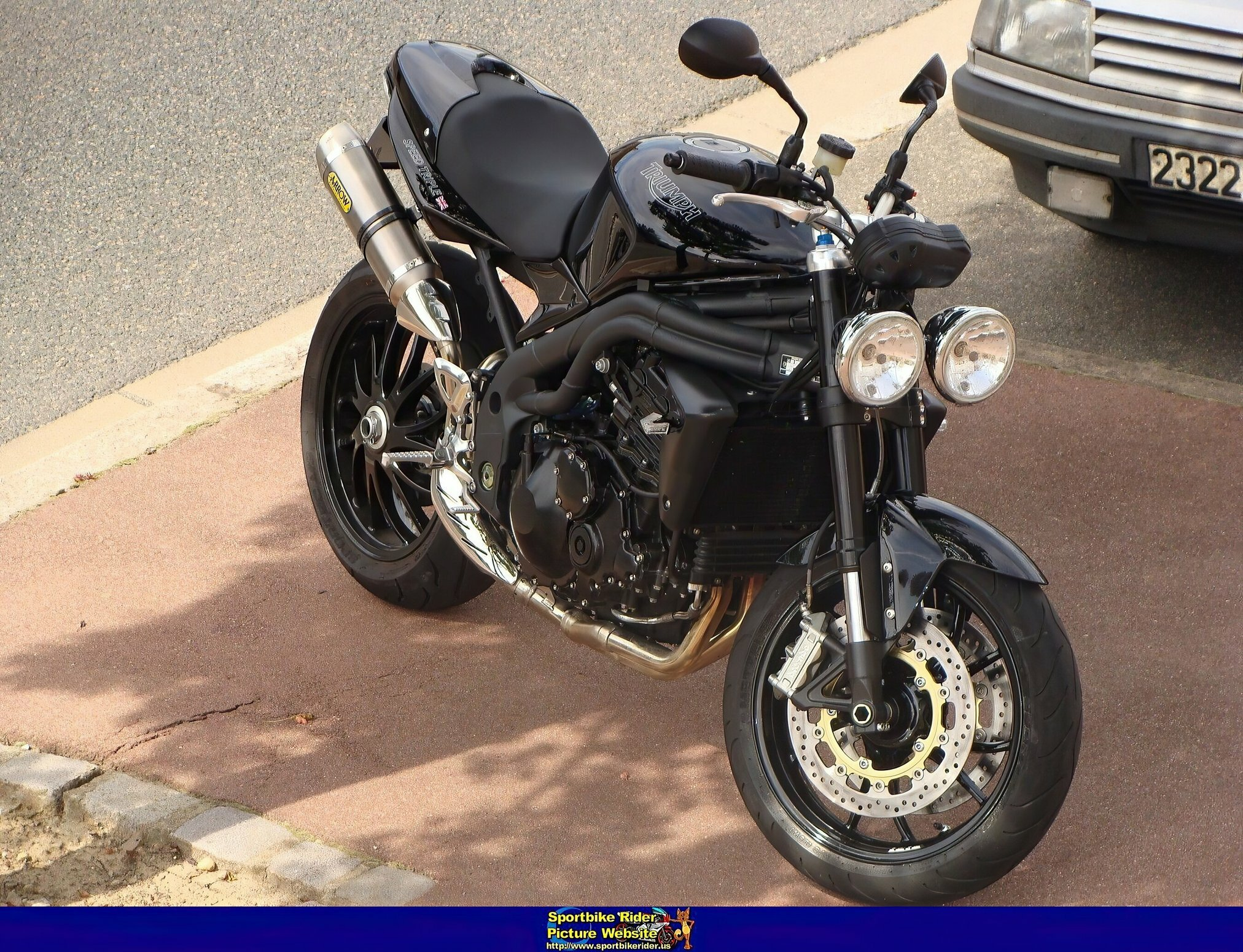 Triumph Speed Triple - ID: 320175