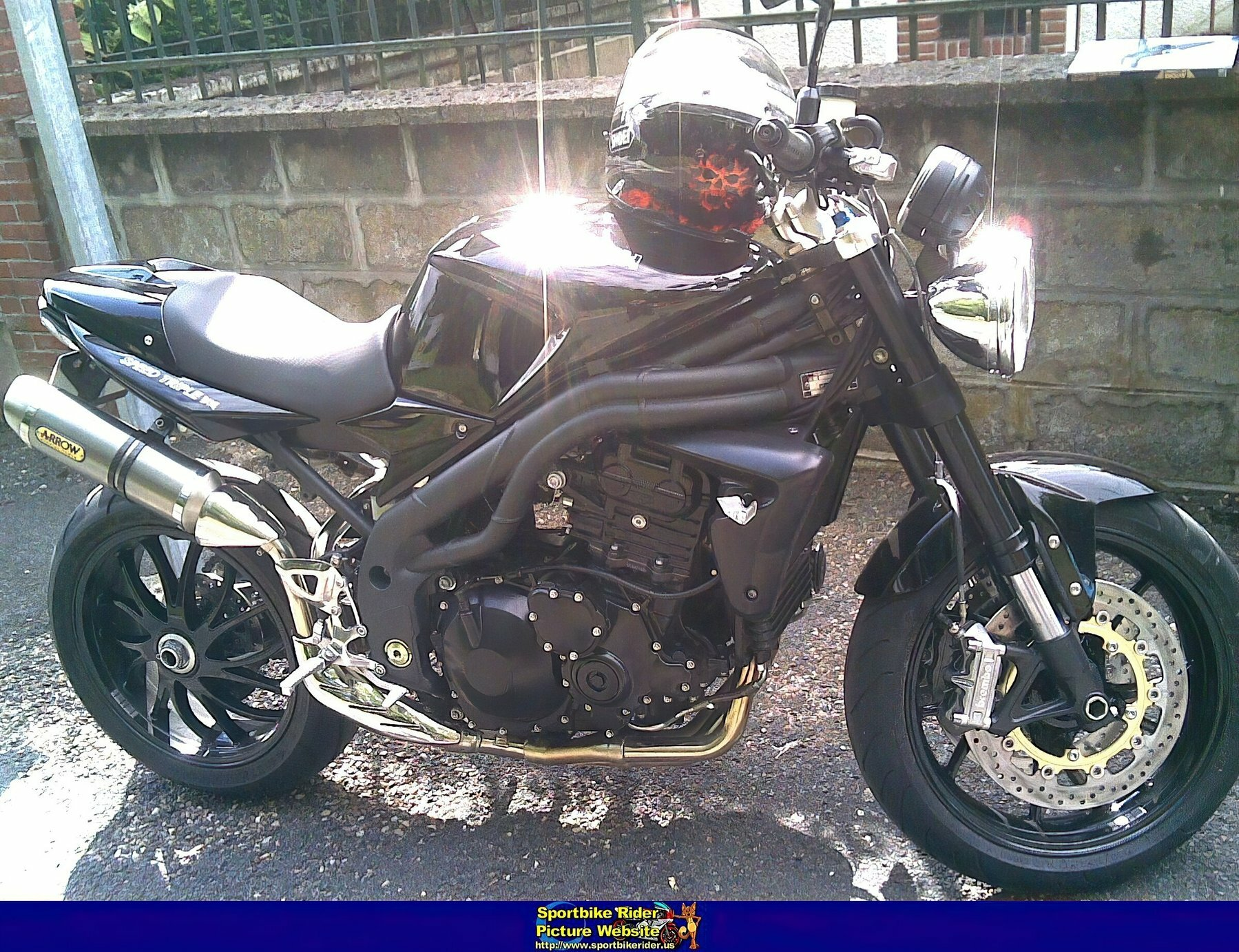 Triumph Speed Triple - ID: 323869