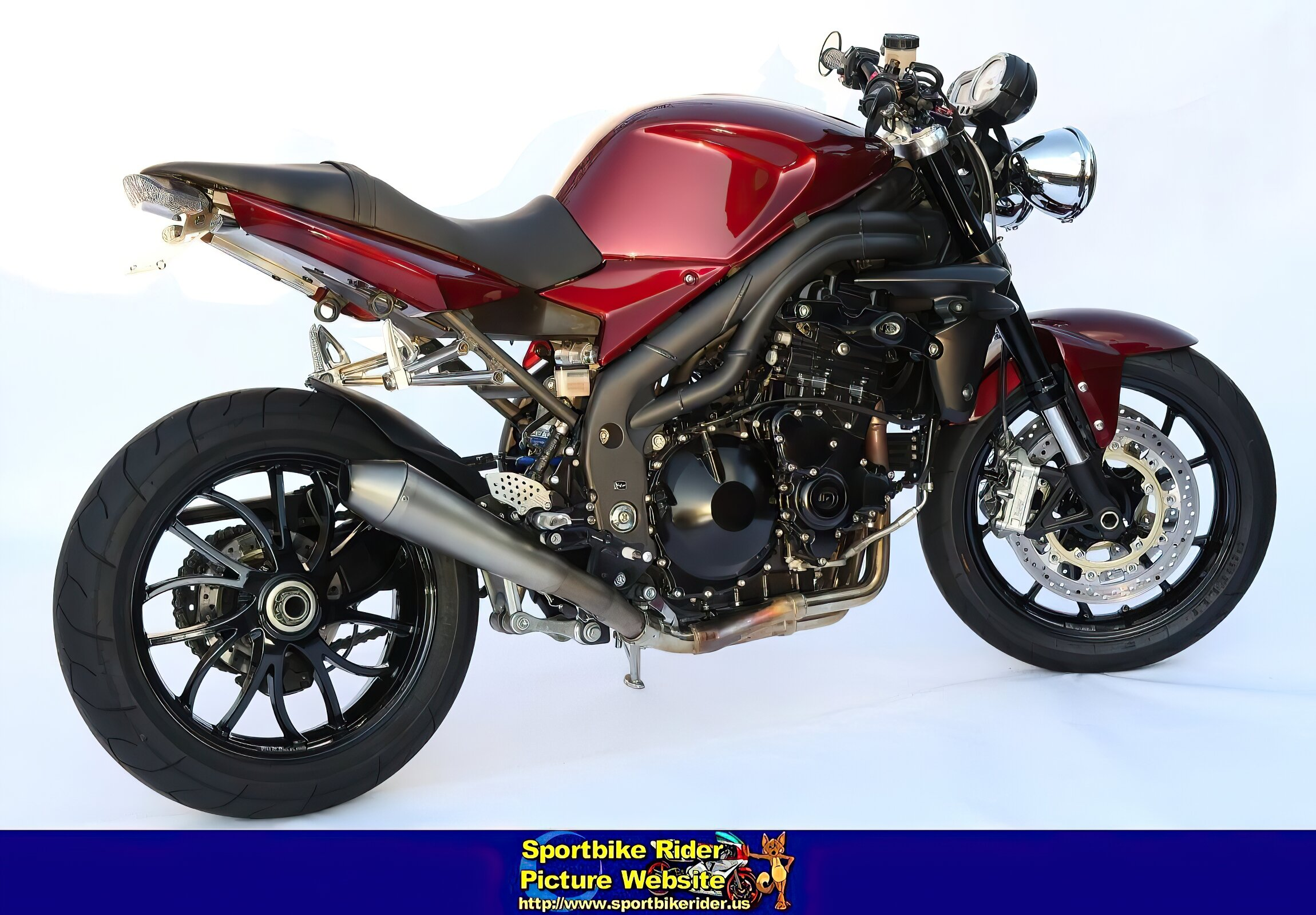 Triumph Speed Triple - ID: 547479