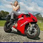 Women Ducati Panigale V4, No description available.