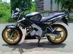 Production (Stock) Yamaha FZ150i, Uploaded for: Don Bosco Andrian 2009 Yamaha FZ150