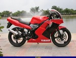 Production (Stock) Yamaha TZM Models, Uploaded for: panuwat 2007 Yamaha TZM150