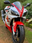Production (Stock) Yamaha YZF-R1, Production (Stock)- 1998  Yamaha  YZF-R1 Sportbike