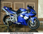 Production (Stock) Yamaha YZF-R1, Got a new pipe so I decided to take a few good pics with the Nikon digital.