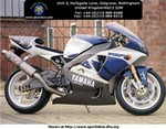 Production (Custom) Yamaha YZF-R1, R71 from QB Carbon.Can't buy em here but you can get all the pieces to build it!!! Start saving now.I'm 1/2 way their.Mombo