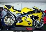 Production (Custom) Yamaha YZF-R1, Tranfer by BRM